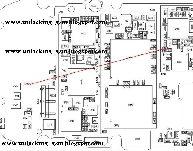 diagram nokia 501