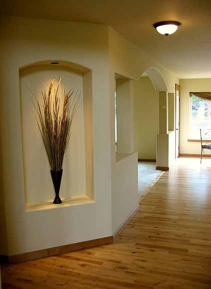 little bit creations niche. Black Bedroom Furniture Sets. Home Design Ideas