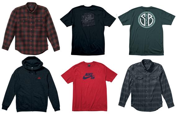 THESUPERDUPERDOPELIFE: Nike SB – January 2011 – Apparel +