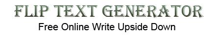 tool mengubah tulisan biasa menjadi terbalik