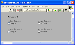 Eyes On Vis Labview Ui Basics The Checkbox