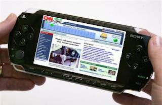 para conectar o psp na internet pra usar o browser a internet em sí