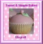 Sweet & Simple Bakes Blogroll & Awards