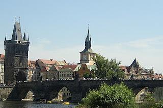 Башня Карлова моста