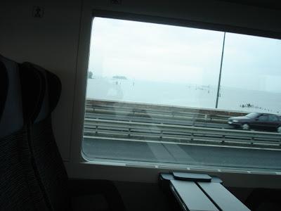 В Европу на поезде