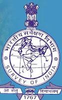 survey of India Recruitment