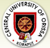 Faculty posts in Central University of Orissa  April-2012