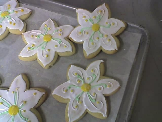 Minos Bake Shop Decorated Sugar Cookies Barnyard