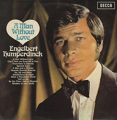 Engelbert Humperdinck Chante Quot How I Love You Quot De Sandro