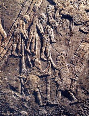 MAPA IV - MESOPOTAMIA ANTIGUA