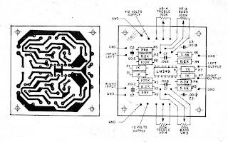 Diy Stereo Amplifier DIY Power Amplifier Wiring Diagram