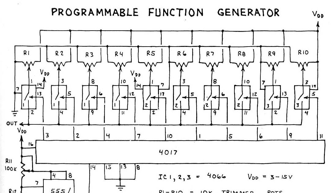 Electronic & Computer: circuit Programmable Function