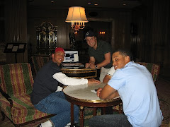 AVI Hanging out with Arod and Cano