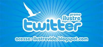 Promo Ilustre Twitter Blog Quer ganhar uma caricatura?
