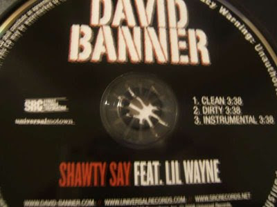 David Banner - Shawty Say (Feat. Lil Wayne) Lyrics