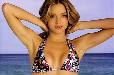 Hot Miranda Kerr Bikini Photos by Ralph Magazine