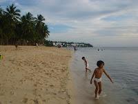 Tingko Beach, Alcoy, Cebu, Philippines