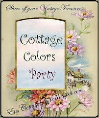Etsy Cottage Style Colour Party
