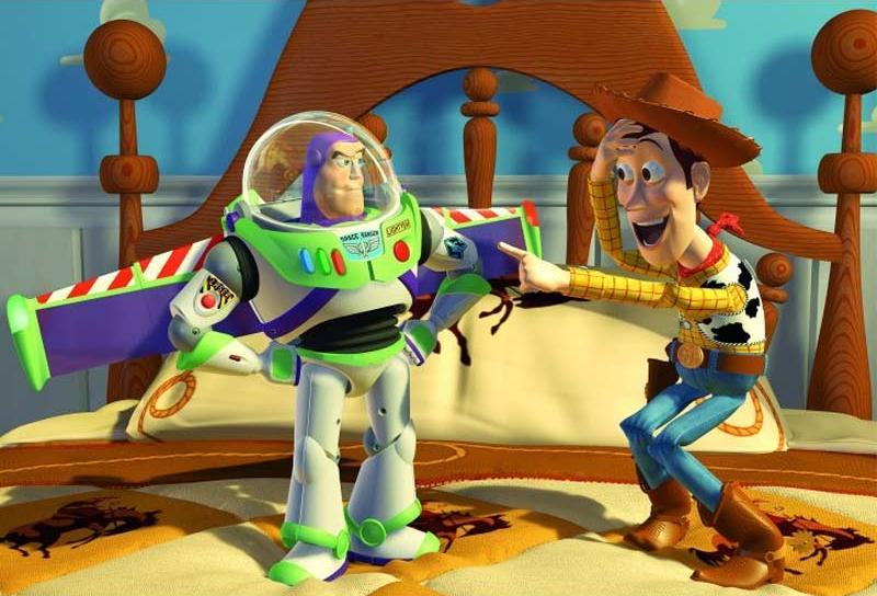 Toy Story Games Play Now : Play toy story games online parenting times
