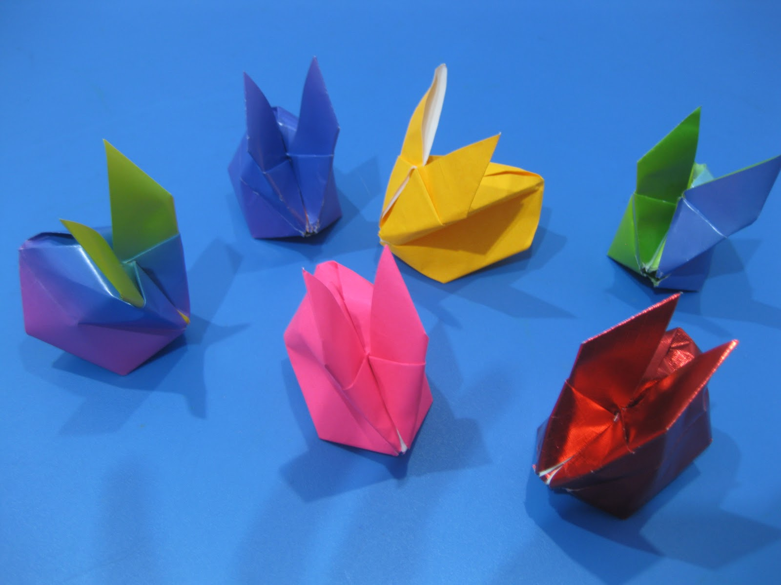 Parenting Times: Chinese New Year Craft - Angpow Rabbits - photo#24