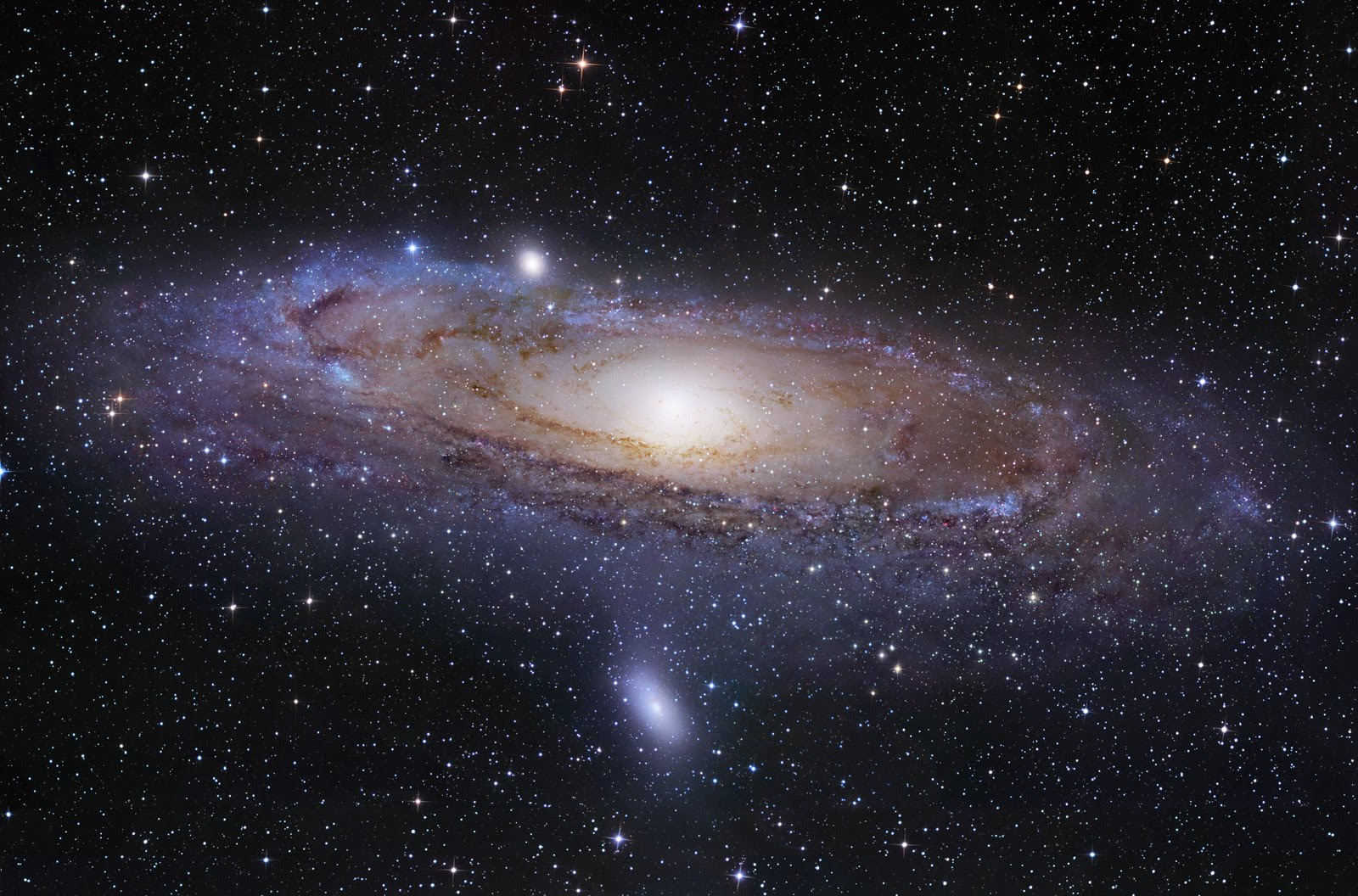World Image Collections: Beautiful Universe Wallpaper