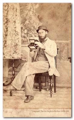 Thomas Nevin ca 1865