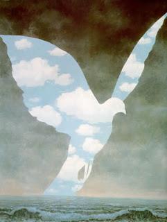 La gran familia, René Magritte