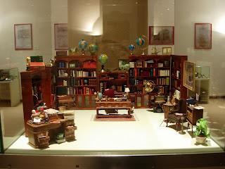 La biblioteca de Liliput