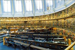 Biblioteca del Museo Británico