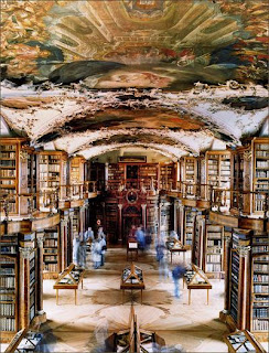 Biblioteca Abbey St.Gallen