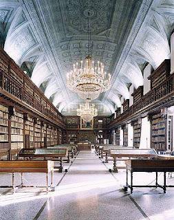 Biblioteca de Bellas Artes, Milán