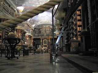 Biblioteca Klementium, Praga