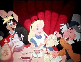 Alicia en el País de las Maravillas, Walt Disney