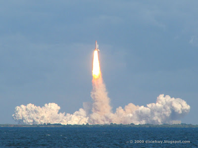 Dixie Highway: Launch of Space Shuttle Atlantis STS-129