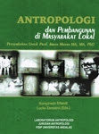 Buku dan Jurnal Terbitan Jurusan Antropologi