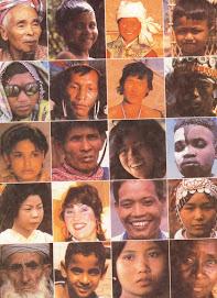 Mengenal Ras Dunia
