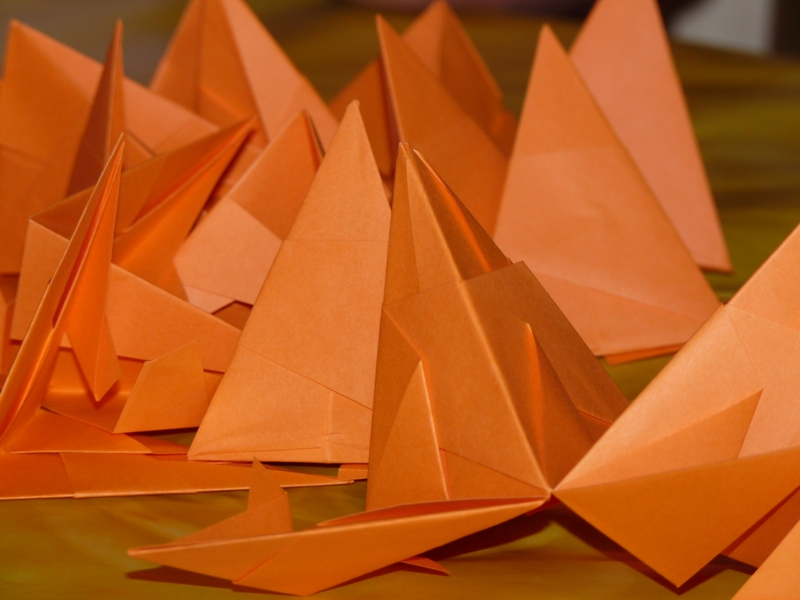 bascettas origami stern 3d stern aus papier. Black Bedroom Furniture Sets. Home Design Ideas
