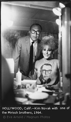 kim novak and a mirisch c. 1964-magnum