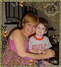 Eu e meu anjinho!