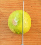 How To Cut a Lemon or A Lime