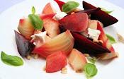 Peach & Beet Salad