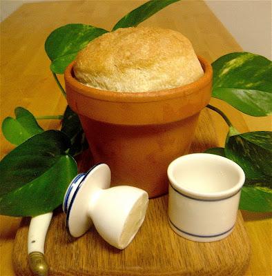 Alexandra S Kitchen Flowerpot Beer Bread