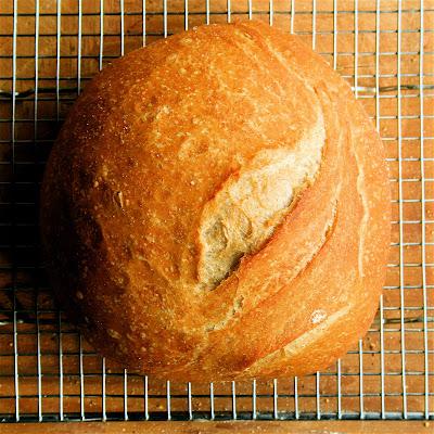 Artisan bread overnight recipe