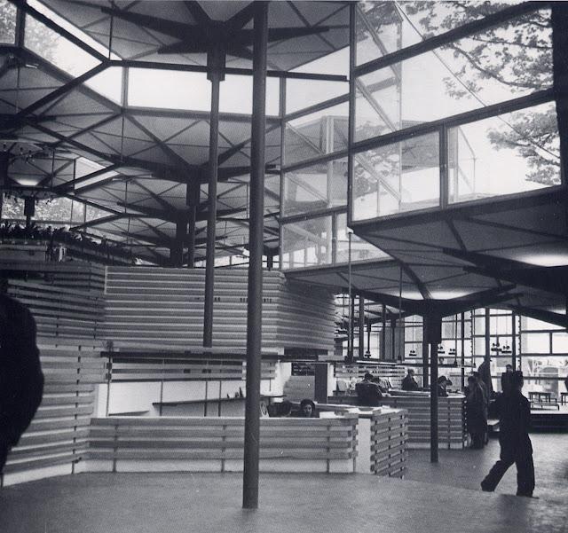 Resultado de imagen de Pabellón Español en la Exposición Universal de Bruselas (1958)