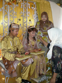 my wedding...