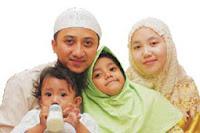 Keluarga Ust. Yusuf Mansyur