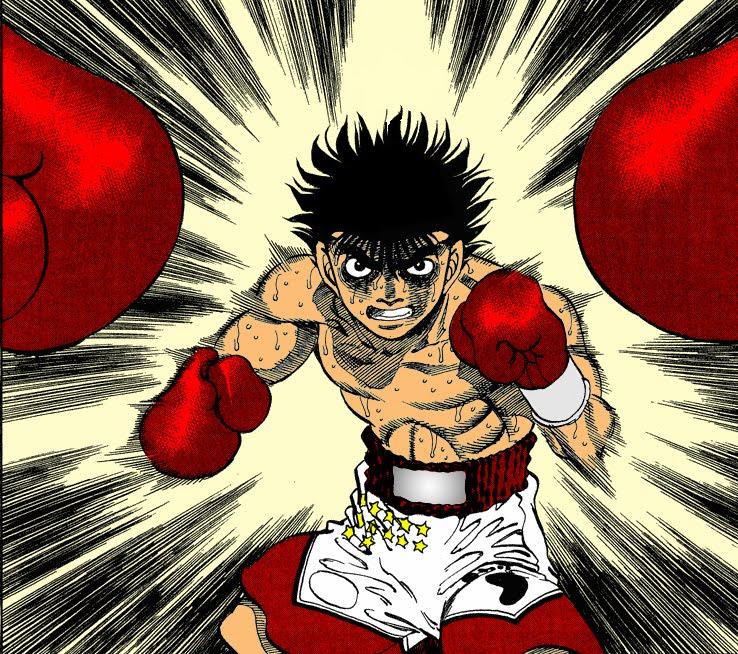 """Hajime No Ippo Mangakakalot: Devil's Bat's: Hajime No Ippo """"Fighting Spirit"""""""