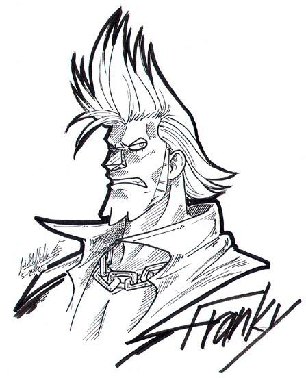 Sando Franky One Piece