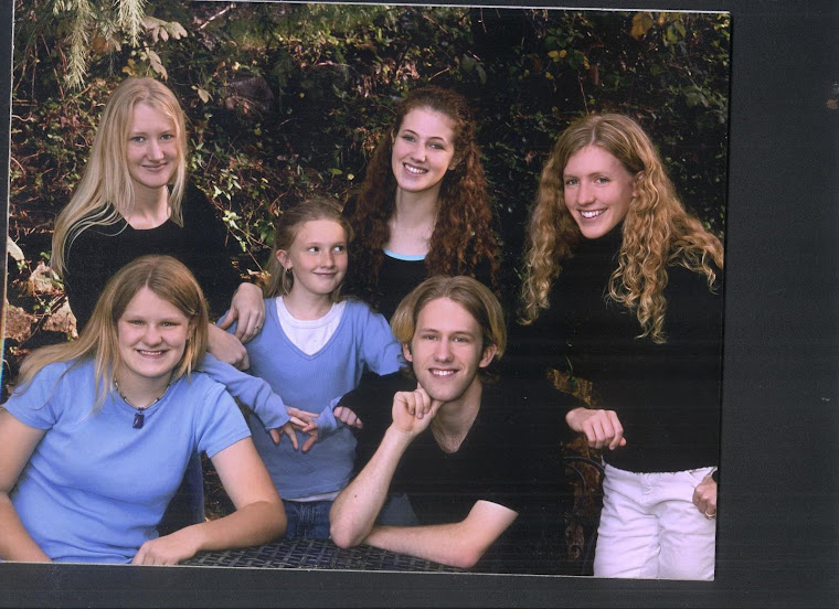 our kids in 2005...need a new family photo!