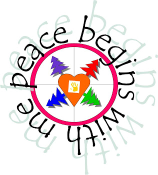 Peace begins with me Mandala